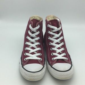 Converse High Top Sneakers Size 8